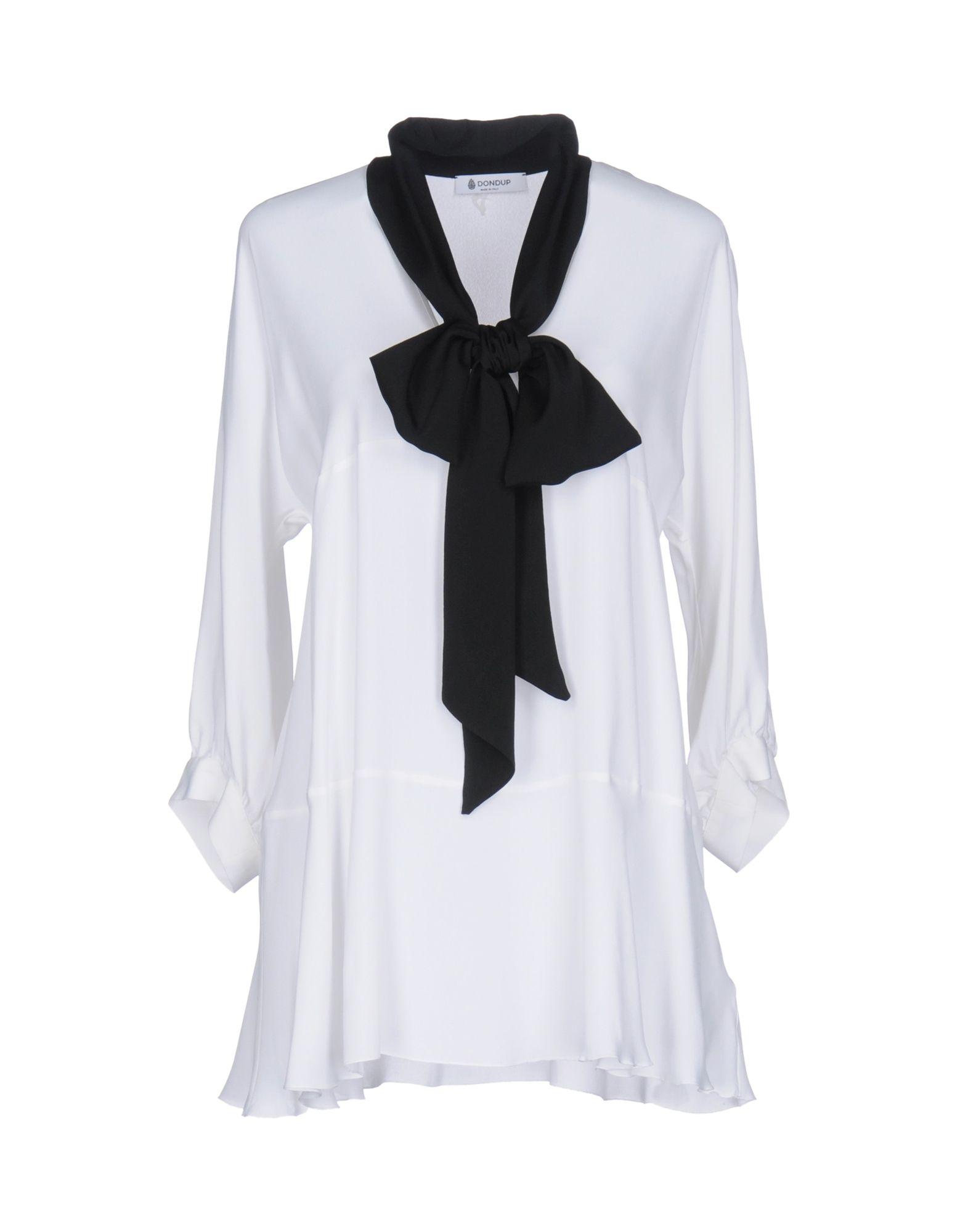 DONDUP Блузка блузка t tahari блузка