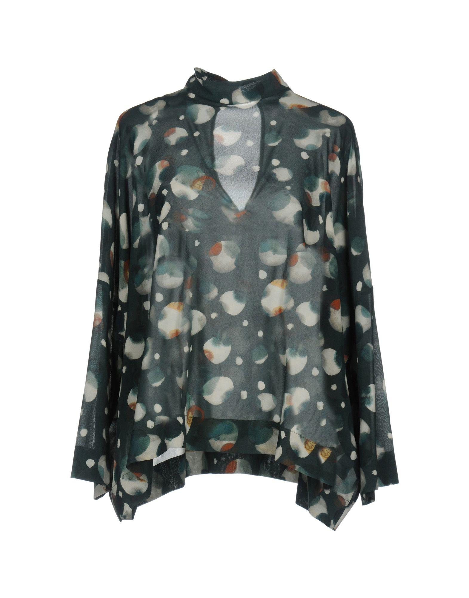 где купить  EUDON CHOI Блузка  по лучшей цене