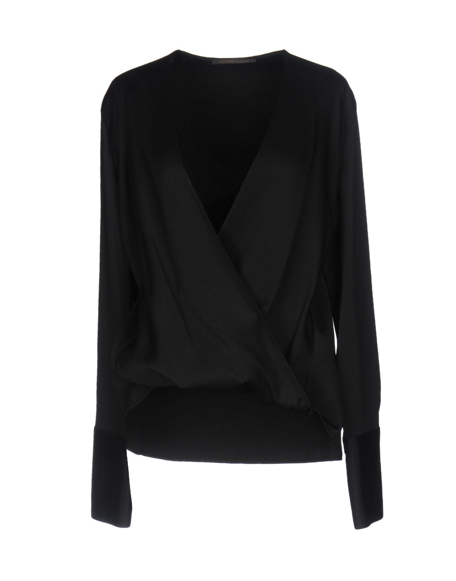 AGNONA Блузка цены онлайн