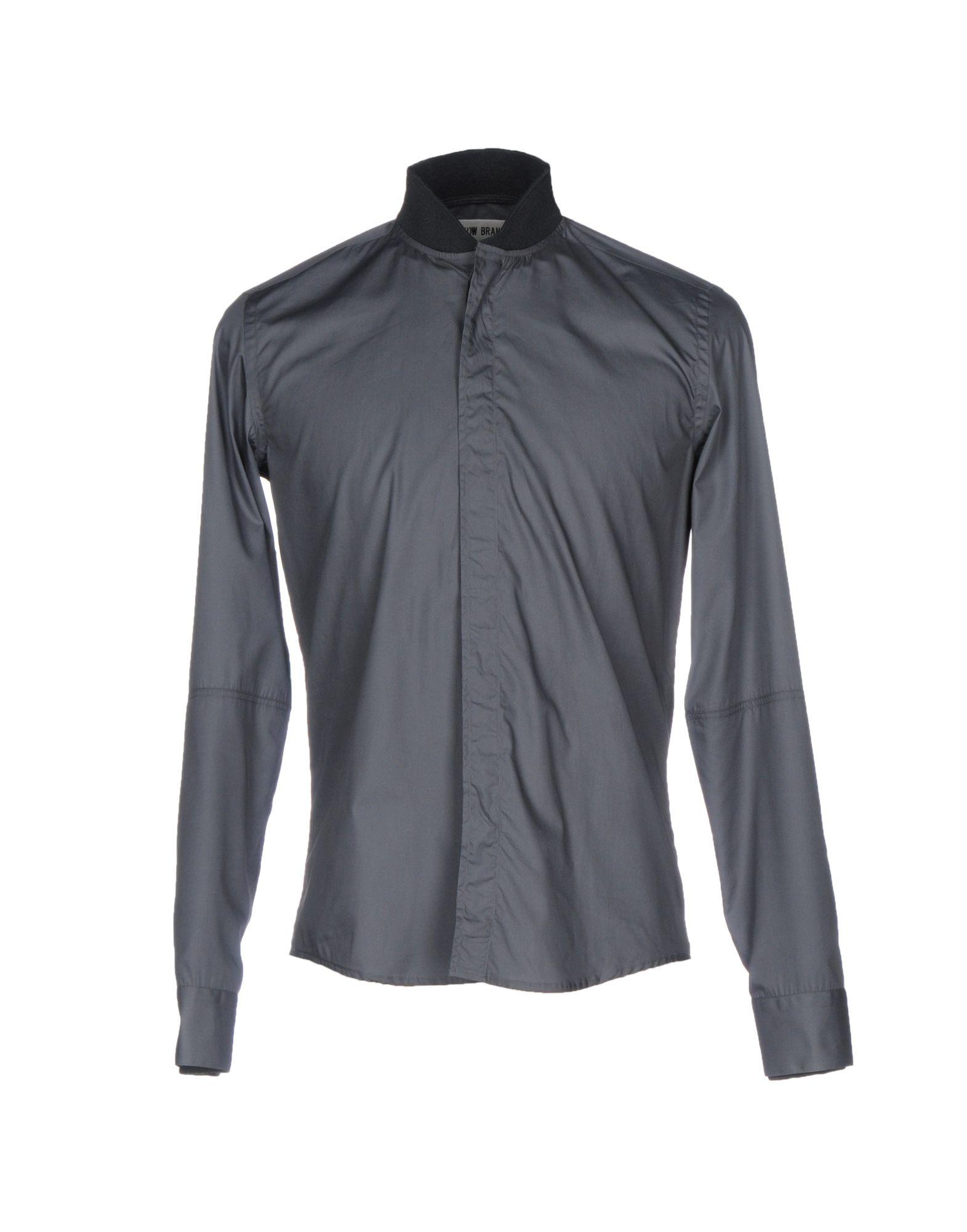 LOW BRAND Pубашка