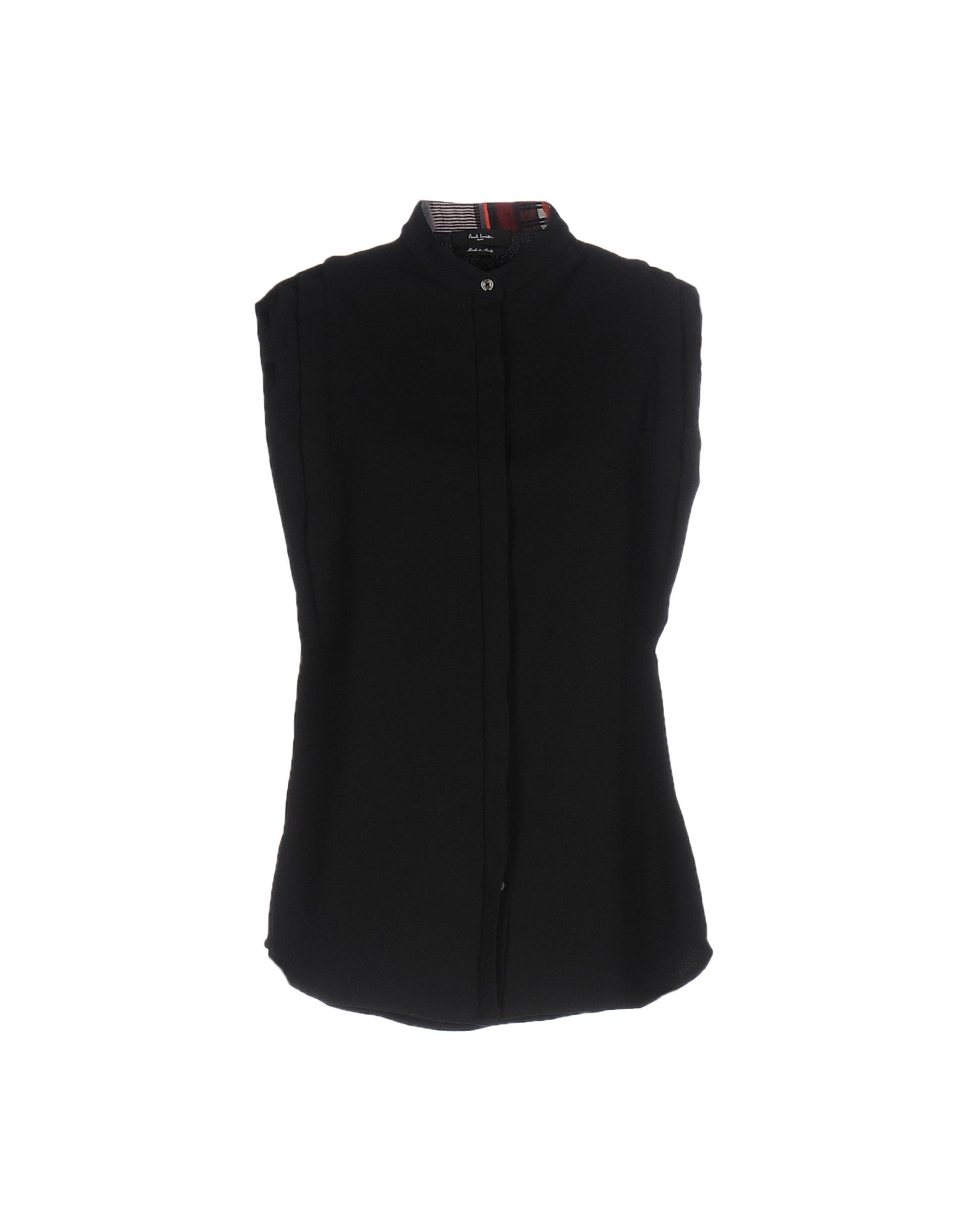 PAUL SMITH BLACK LABEL Pубашка цена 2017