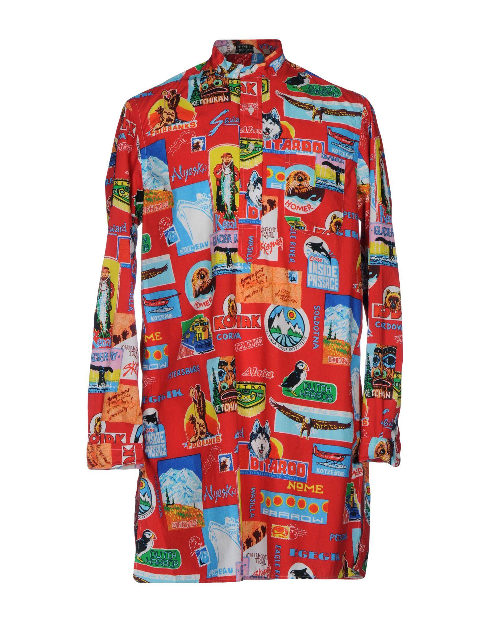 ASHLAND SHIRT & PAJAMA CO. Pубашка цены онлайн