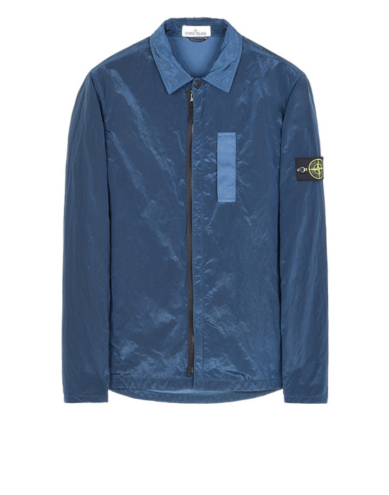 STONE ISLAND OVER SHIRT 11612 NYLON METAL
