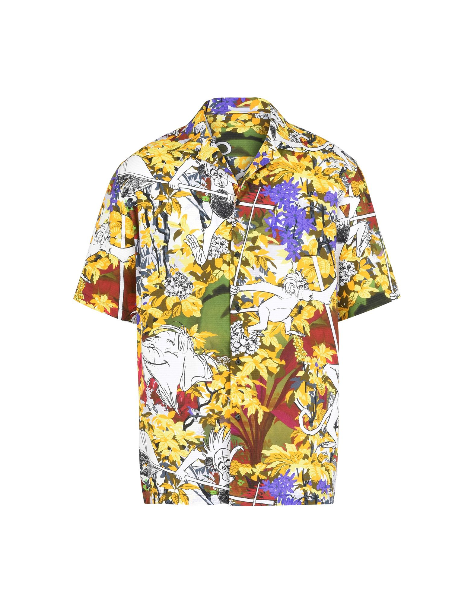 'Kenzo X Disney Shirts