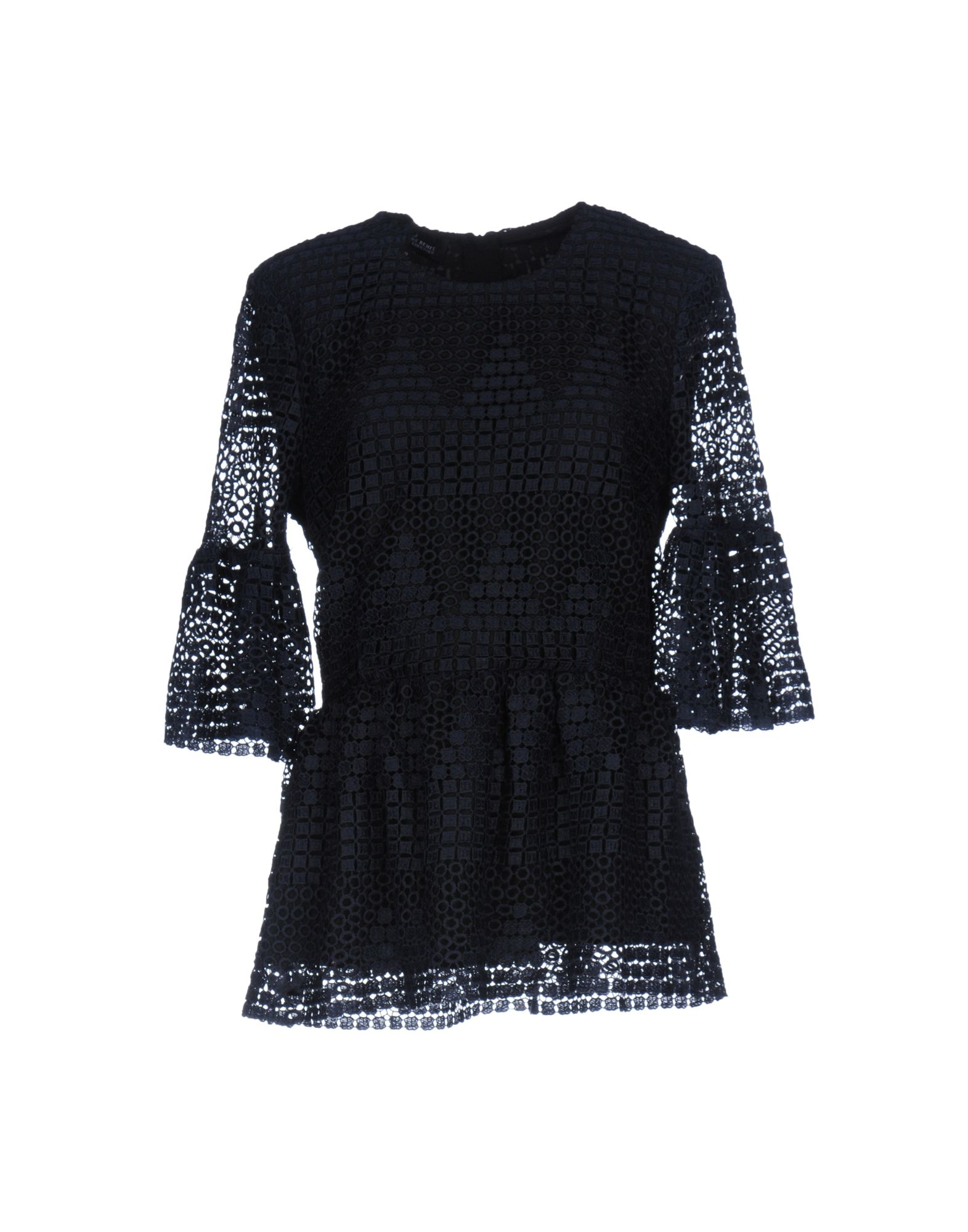 DESIGNERS REMIX CHARLOTTE ESKILDSEN Блузка designers remix однотонное платье dagmar long