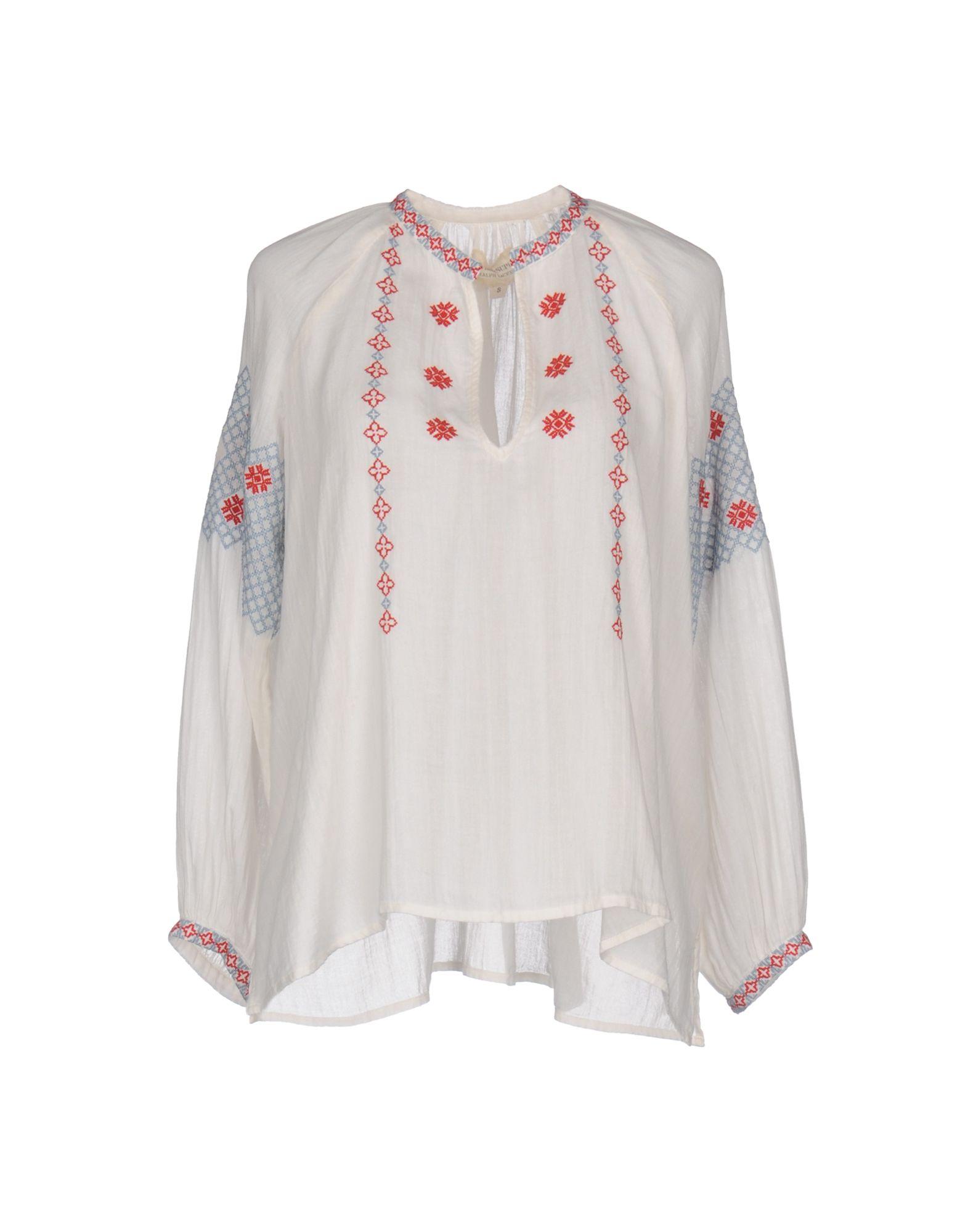 DENIM & SUPPLY RALPH LAUREN Блузка denim блузка denim 203147500716724