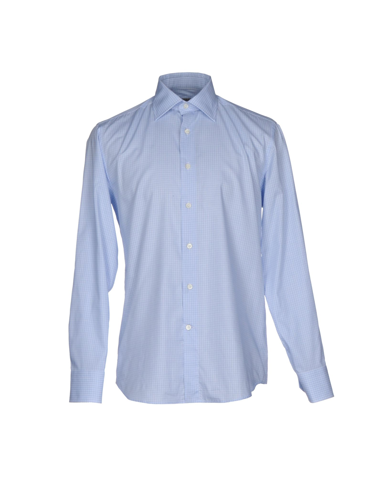 CANALI Herren Hemd Farbe Himmelblau Größe 7