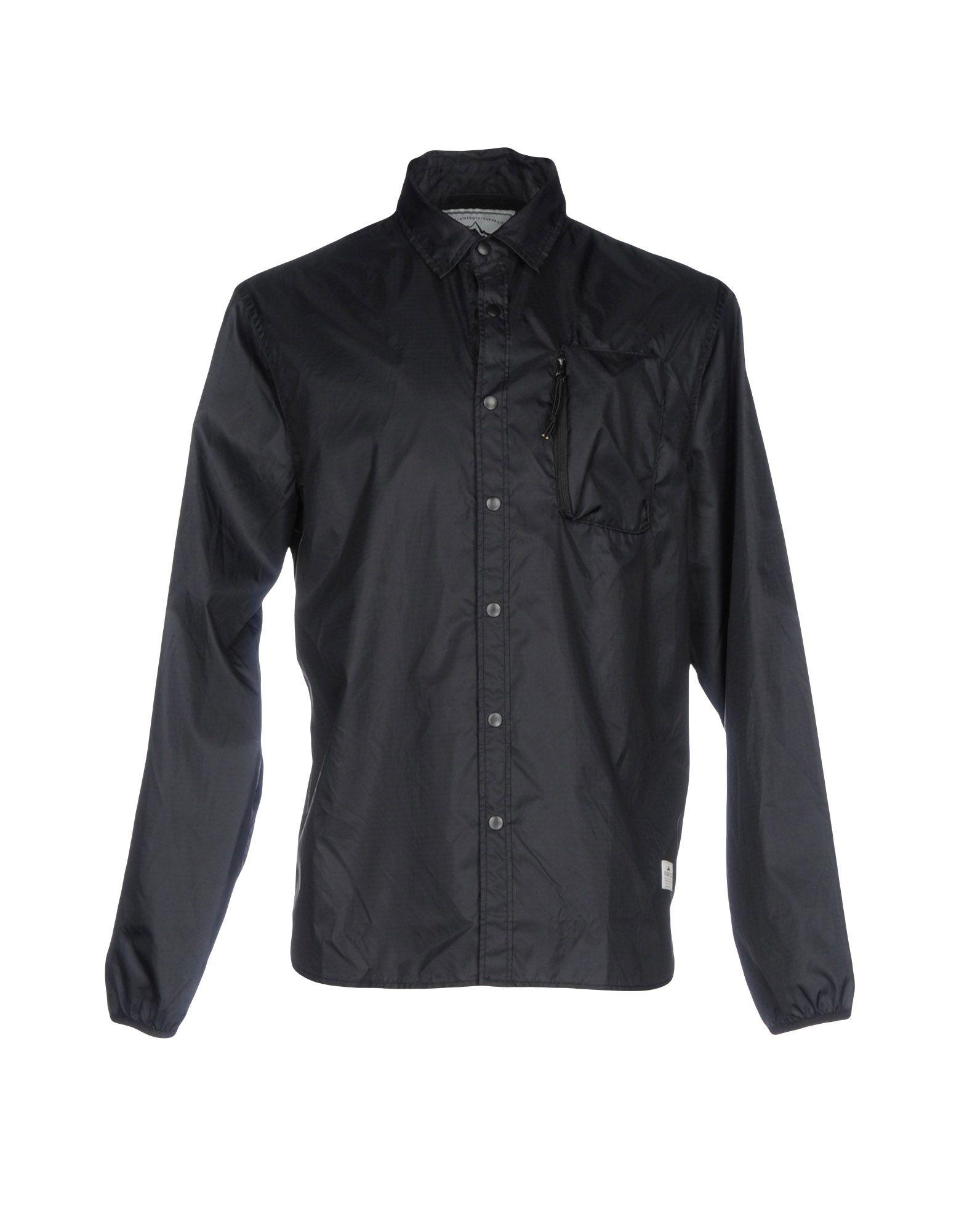 メンズ PENFIELD シャツ ブラック