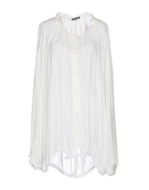 ANN DEMEULEMEESTER Damen Hemd Farbe Weiß Größe 2