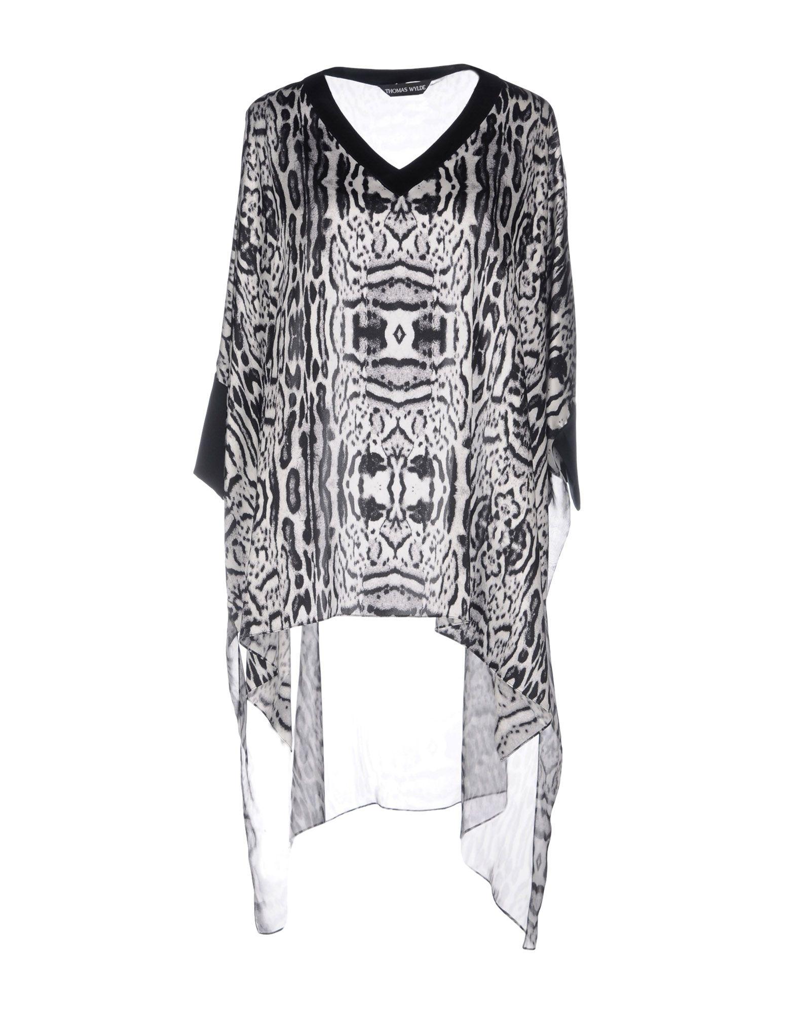 где купить THOMAS WYLDE Блузка по лучшей цене