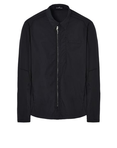 10208 ZIP SHIRT (NYCO POPLIN) GARMENT DYED