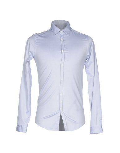 Фото - Pубашка от AGLINI небесно-голубого цвета