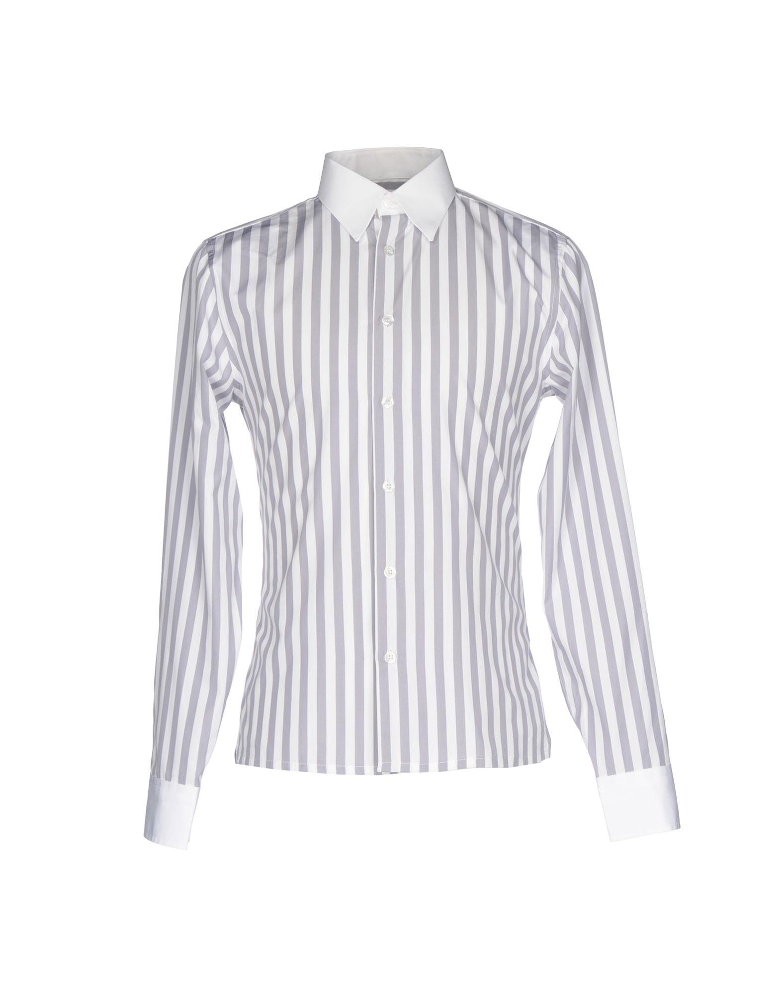 цена  DIRK BIKKEMBERGS SPORT COUTURE Pубашка  онлайн в 2017 году
