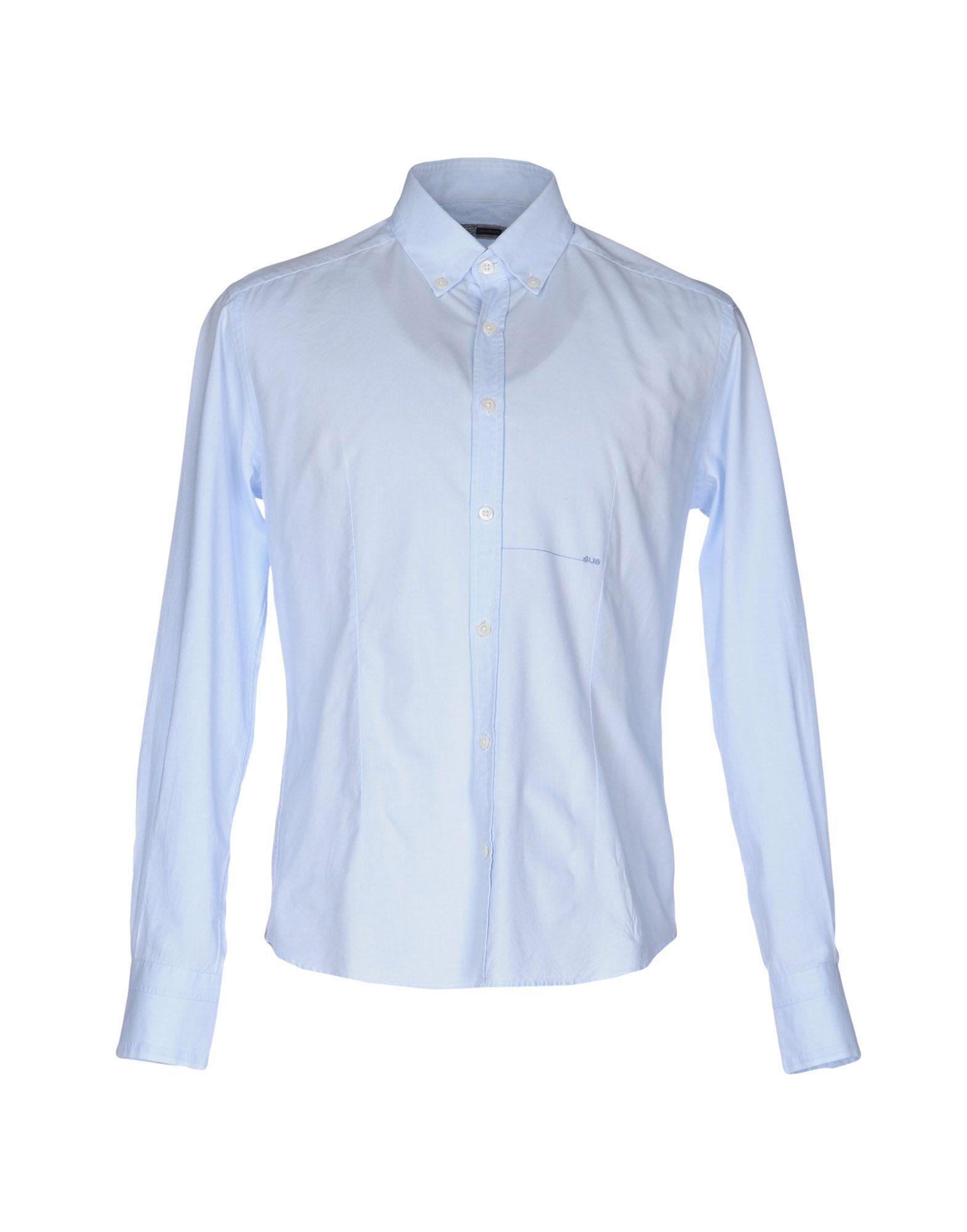 купить CESARE PACIOTTI 4US Pубашка по цене 5600 рублей