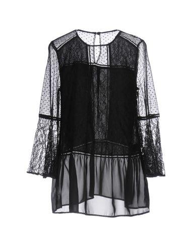Фото 2 - Женскую блузку PERSEVERANCE черного цвета