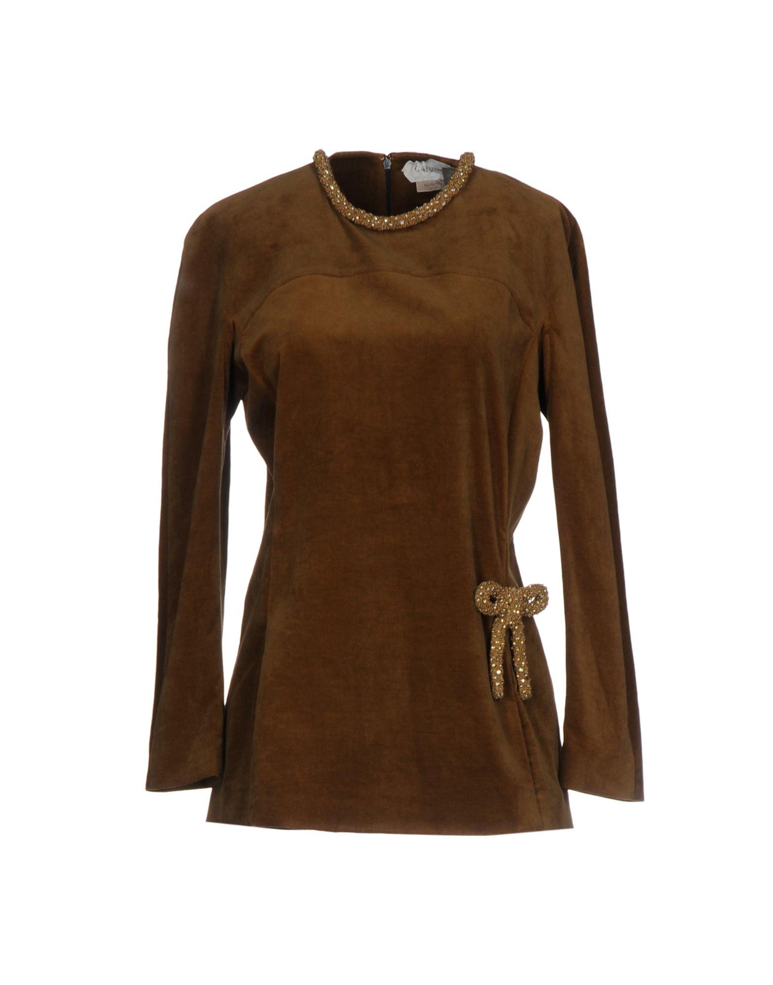 GALITZINE Блузка galitzine платье до колена page 1