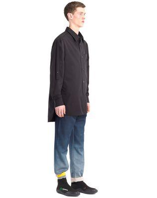 LANVIN EXTRA-LONG SHIRT Shirt U e