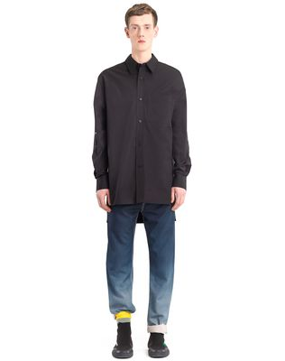 LANVIN EXTRA-LONG SHIRT Shirt U r