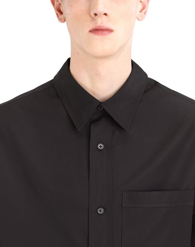 LANVIN EXTRA-LONG SHIRT Shirt U a