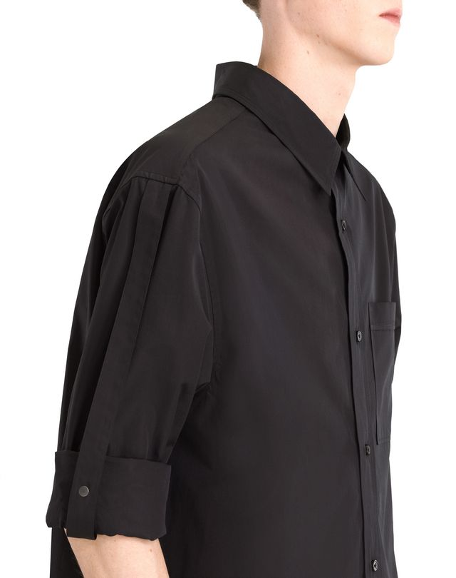 LANVIN EXTRA-LONG SHIRT Shirt U b