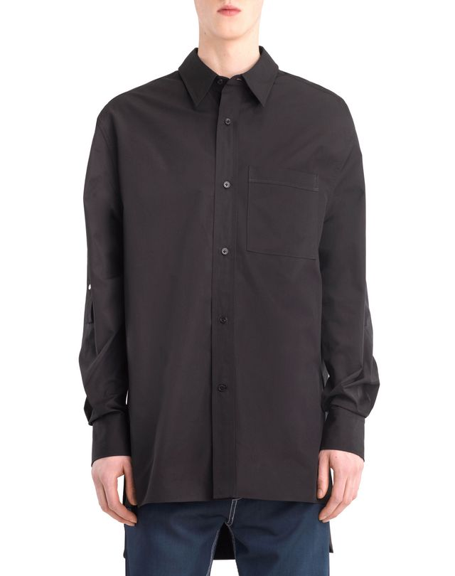 LANVIN EXTRA-LONG SHIRT Shirt U f