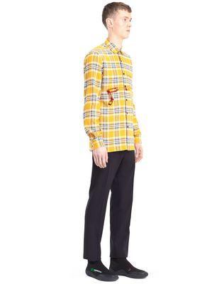 LANVIN PATCHWORK SHIRT Shirt U e