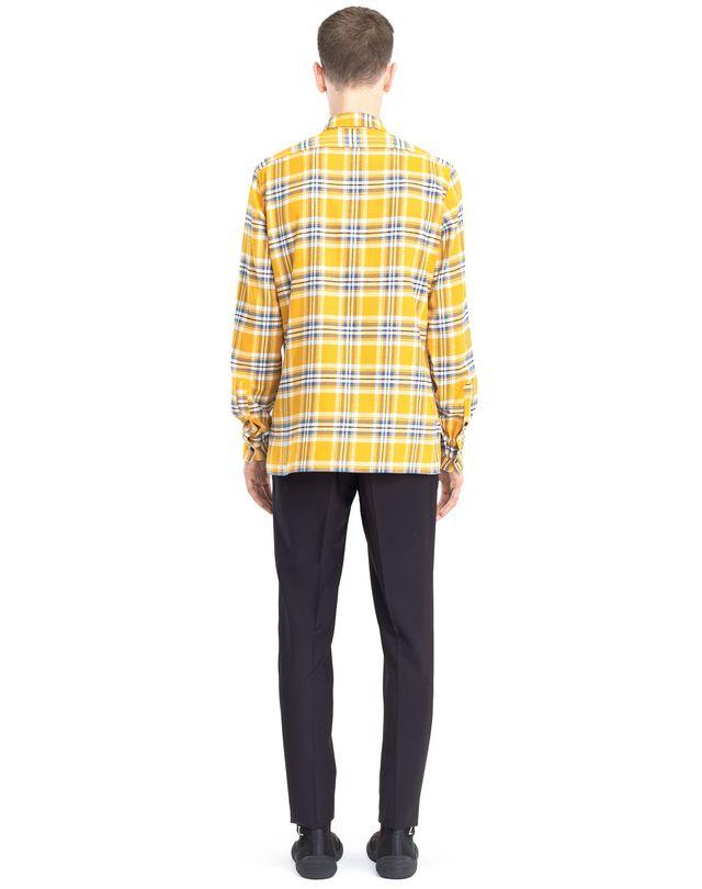 LANVIN PATCHWORK SHIRT Shirt U d