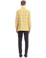 LANVIN Shirt Man PATCHWORK SHIRT f
