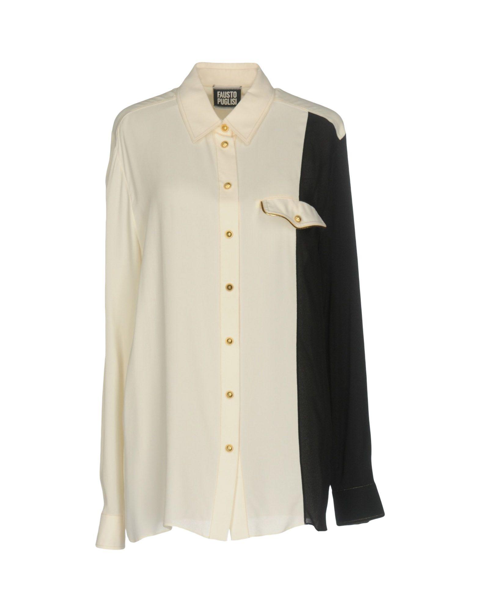 Фото - FAUSTO PUGLISI Pубашка fausto puglisi пиджак