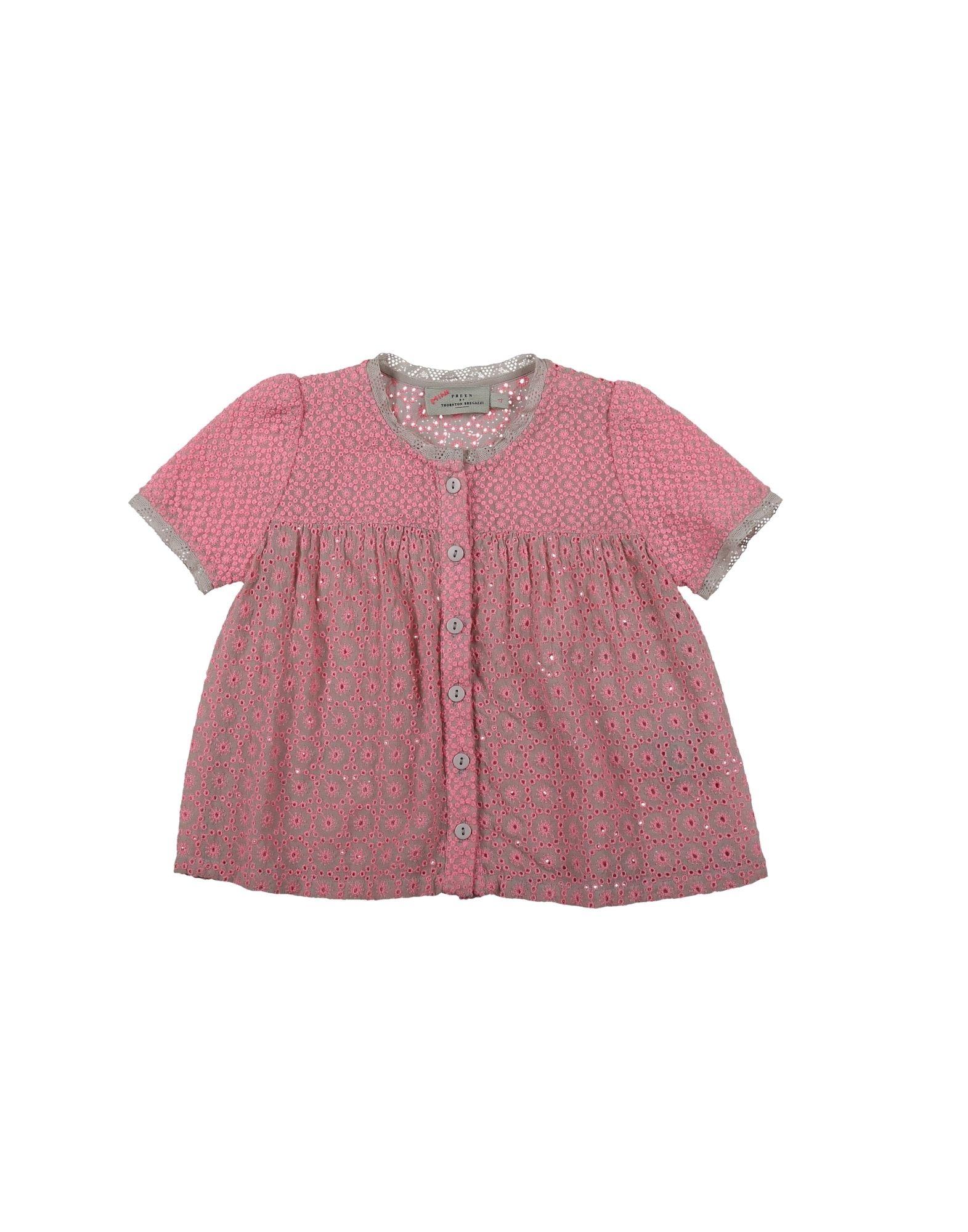 PREEN by THORNTON BREGAZZI Mädchen 3-8 jahre Hemd Farbe Rosa Größe 4