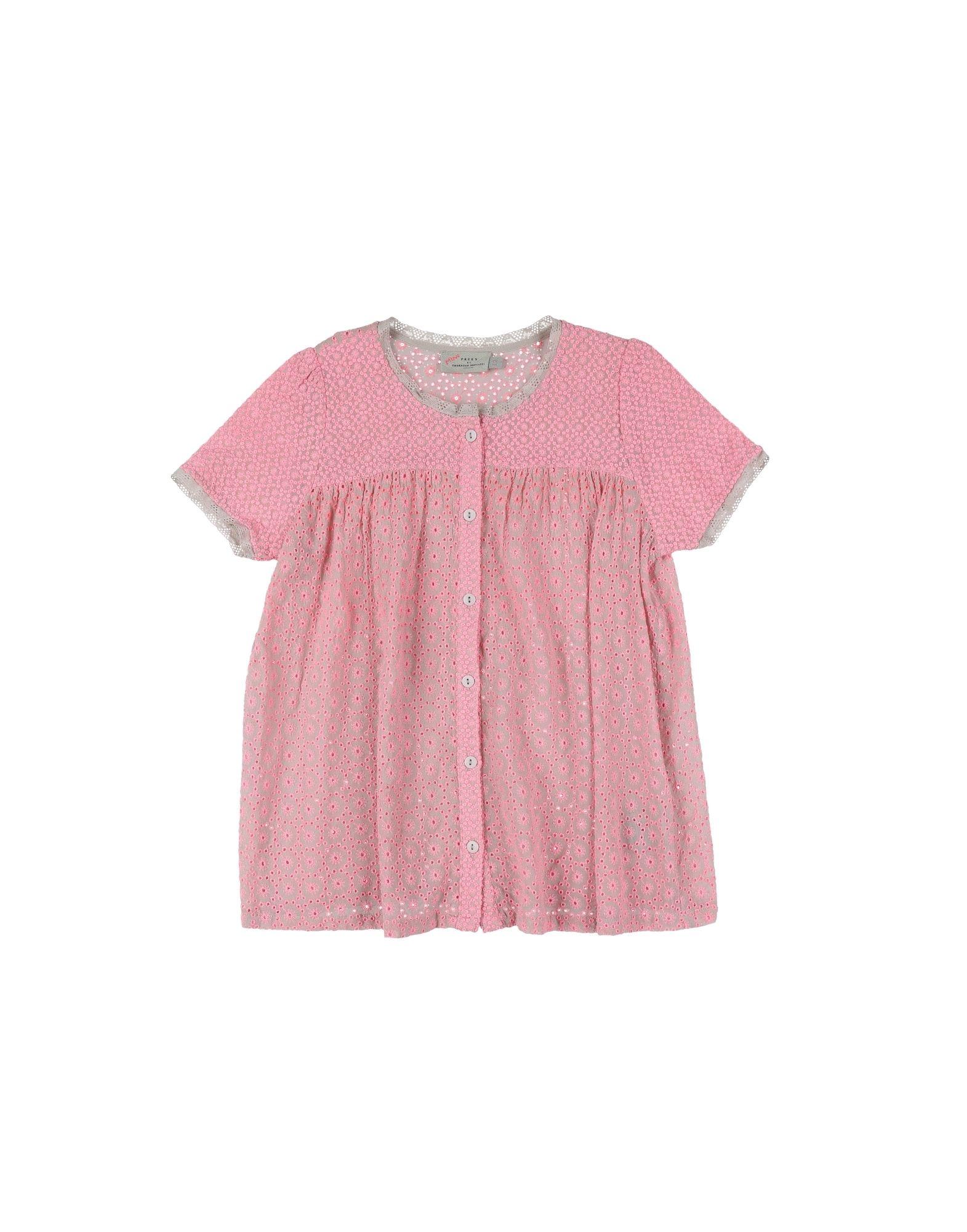 PREEN by THORNTON BREGAZZI Mädchen 9-16 jahre Hemd Farbe Rosa Größe 4