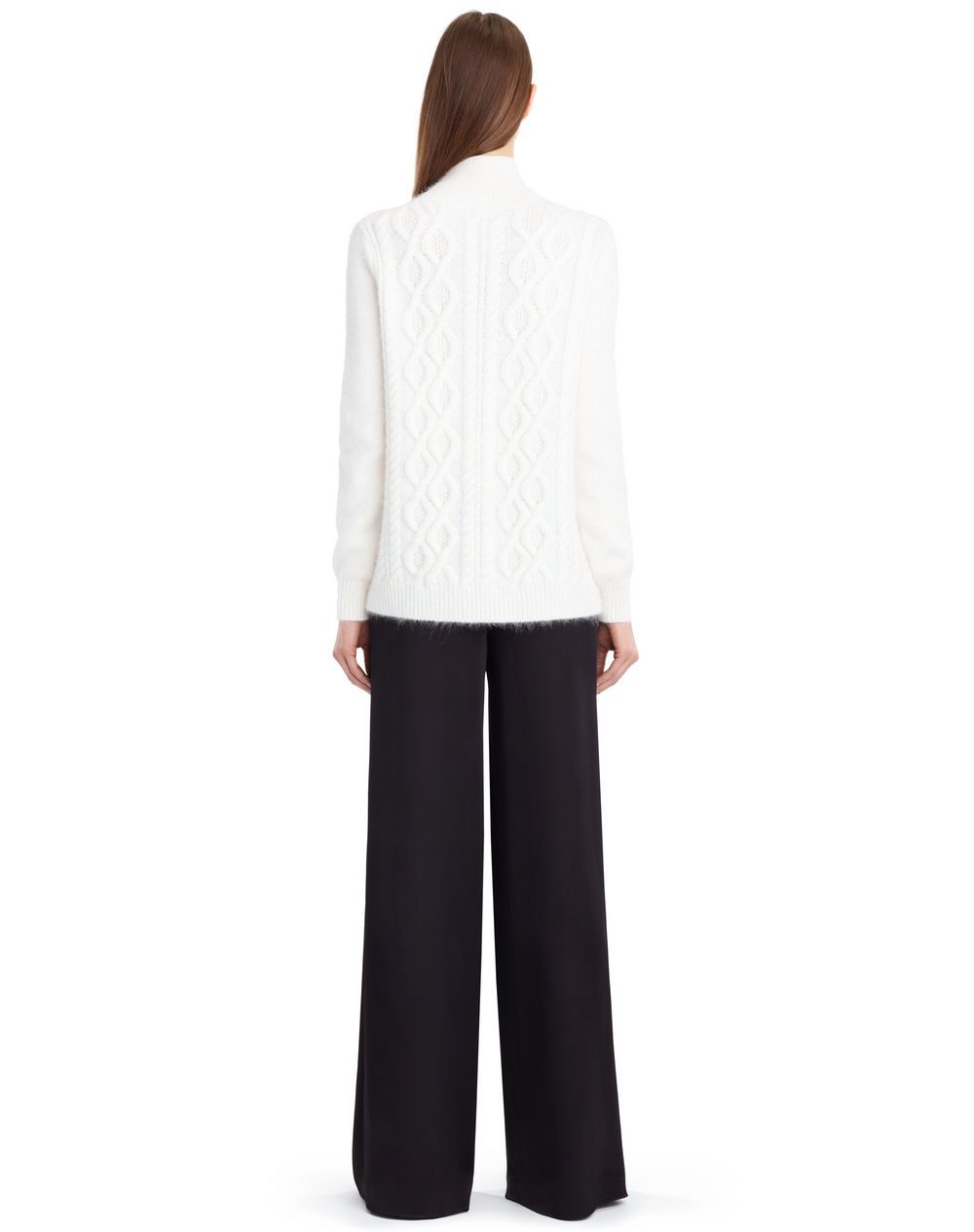 CABLE KNIT SWEATER - Lanvin