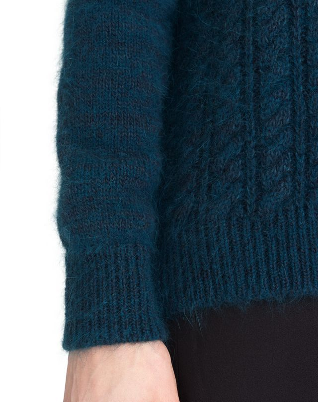 LANVIN CABLE KNIT SWEATER Top D a