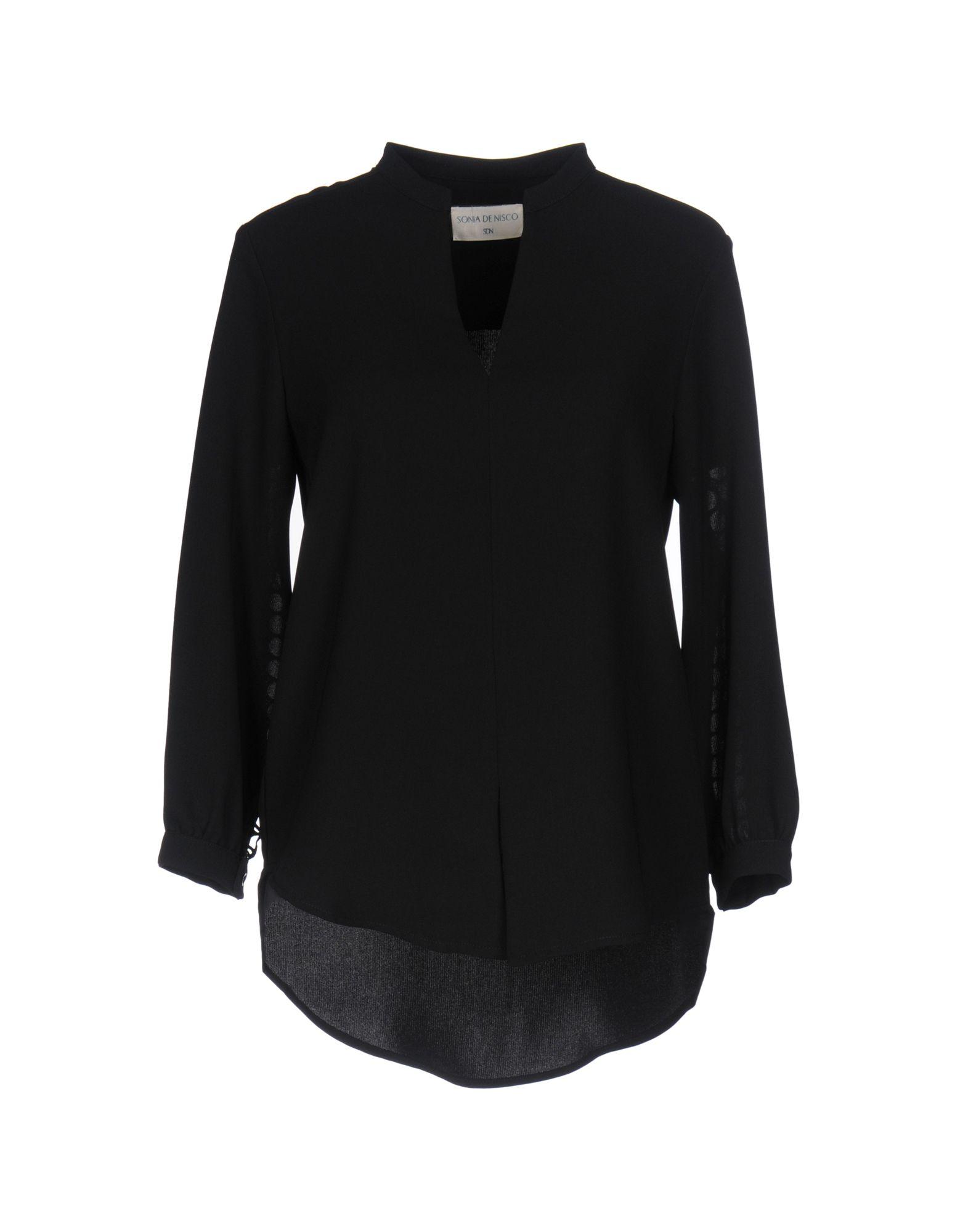 ФОТО sonia de nisco блузка