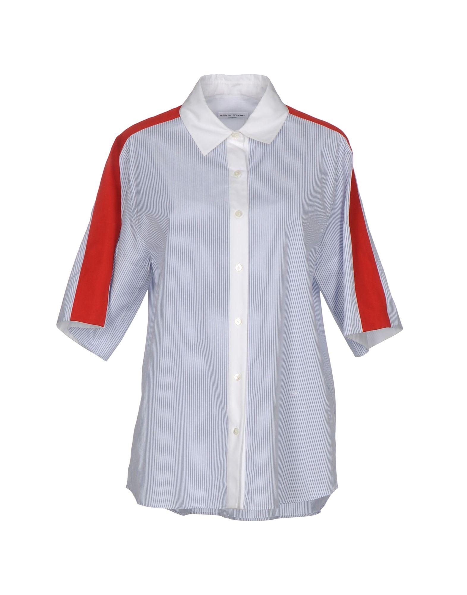 レディース SONIA RYKIEL シャツ ホワイト