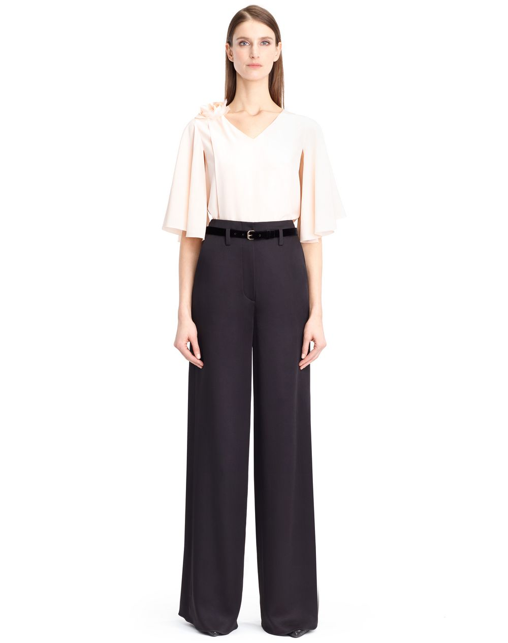 CREPE DE CHINE TOP - Lanvin