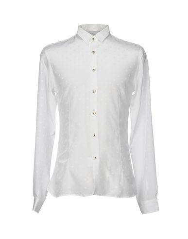 Купить Pубашка от NEILL KATTER белого цвета