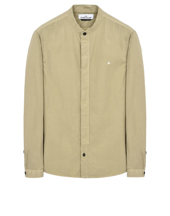 STONE ISLAND Long sleeve shirt 10101