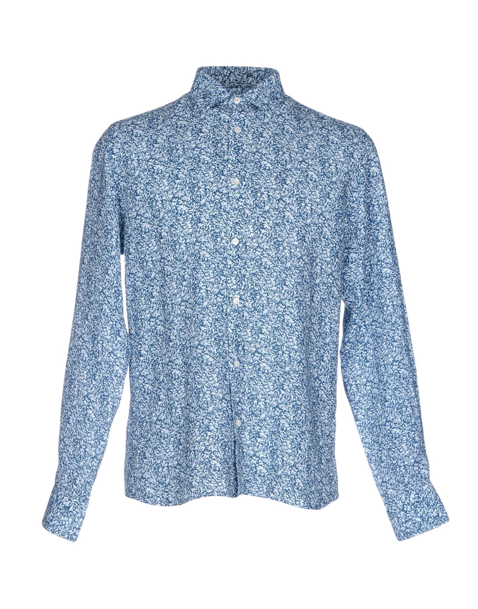 ALTEA dal 1973 Pубашка altea dal 1973 джинсовая рубашка