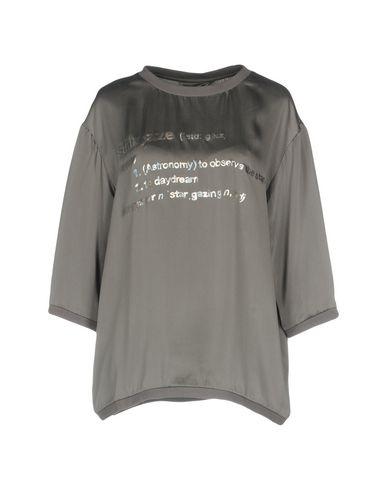 Купить Женскую блузку 5PREVIEW серого цвета