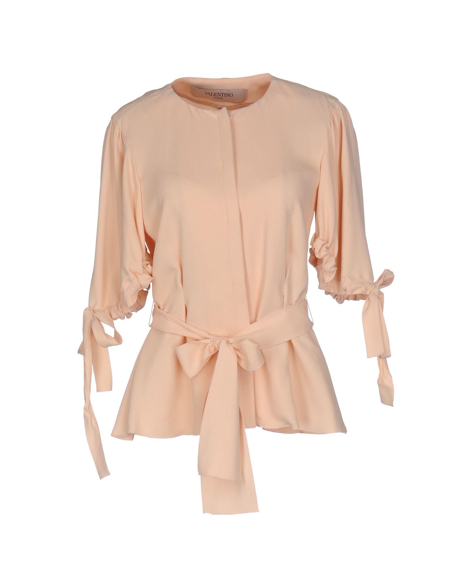 VALENTINO ROMA Pубашка юбка valentino roma юбки мини короткие
