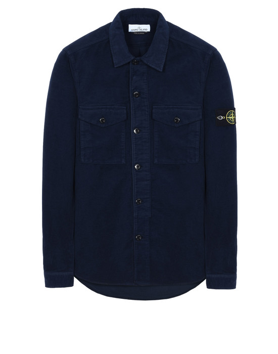 STONE ISLAND Long sleeve shirt 11102
