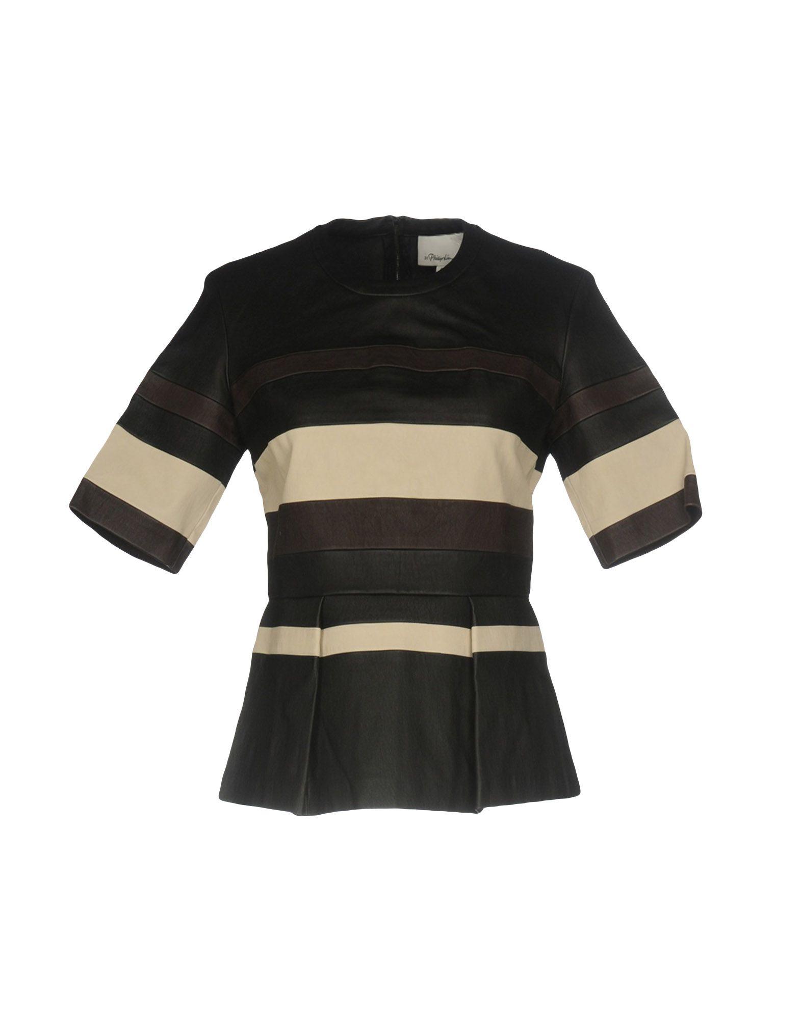 Асимметричная блузка в омске