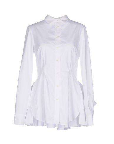 ANTONIO BERARDI レディース シャツ ホワイト 38 コットン 100%