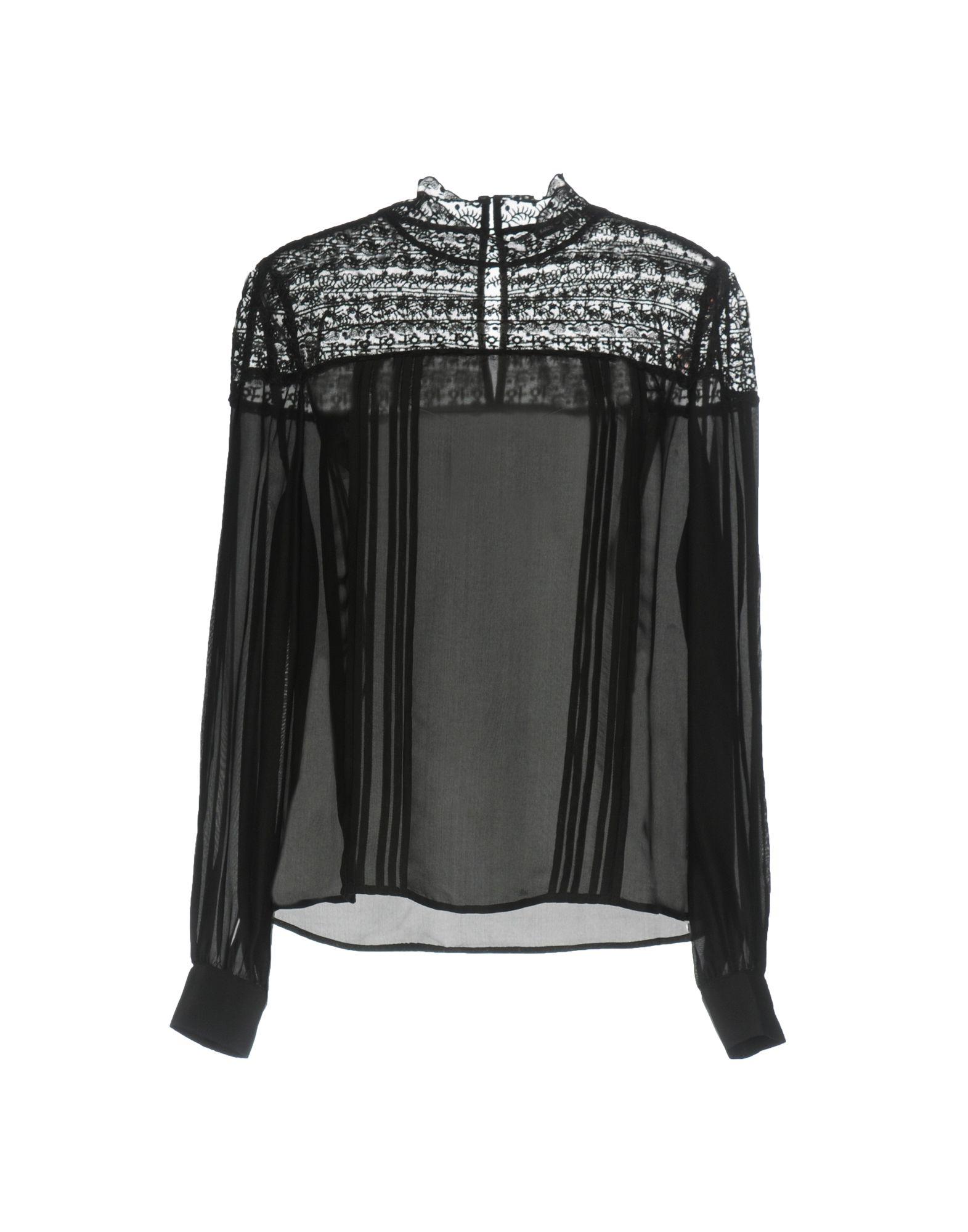 KAREN MILLEN Блузка блузка karen millen блузы прозрачные