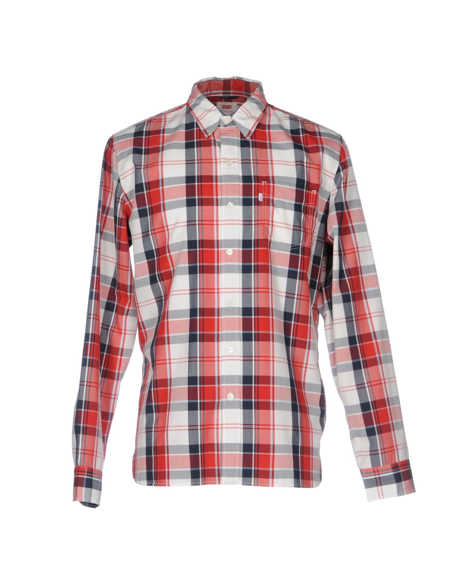 LEVI'S RED TAB Pубашка цена 2017
