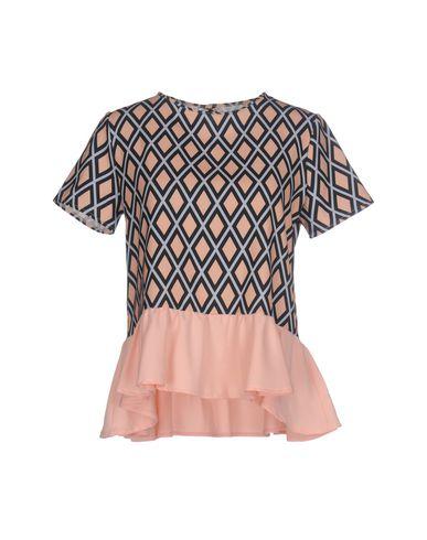 Купить Женскую блузку HUITDEGRÉS цвет песочный