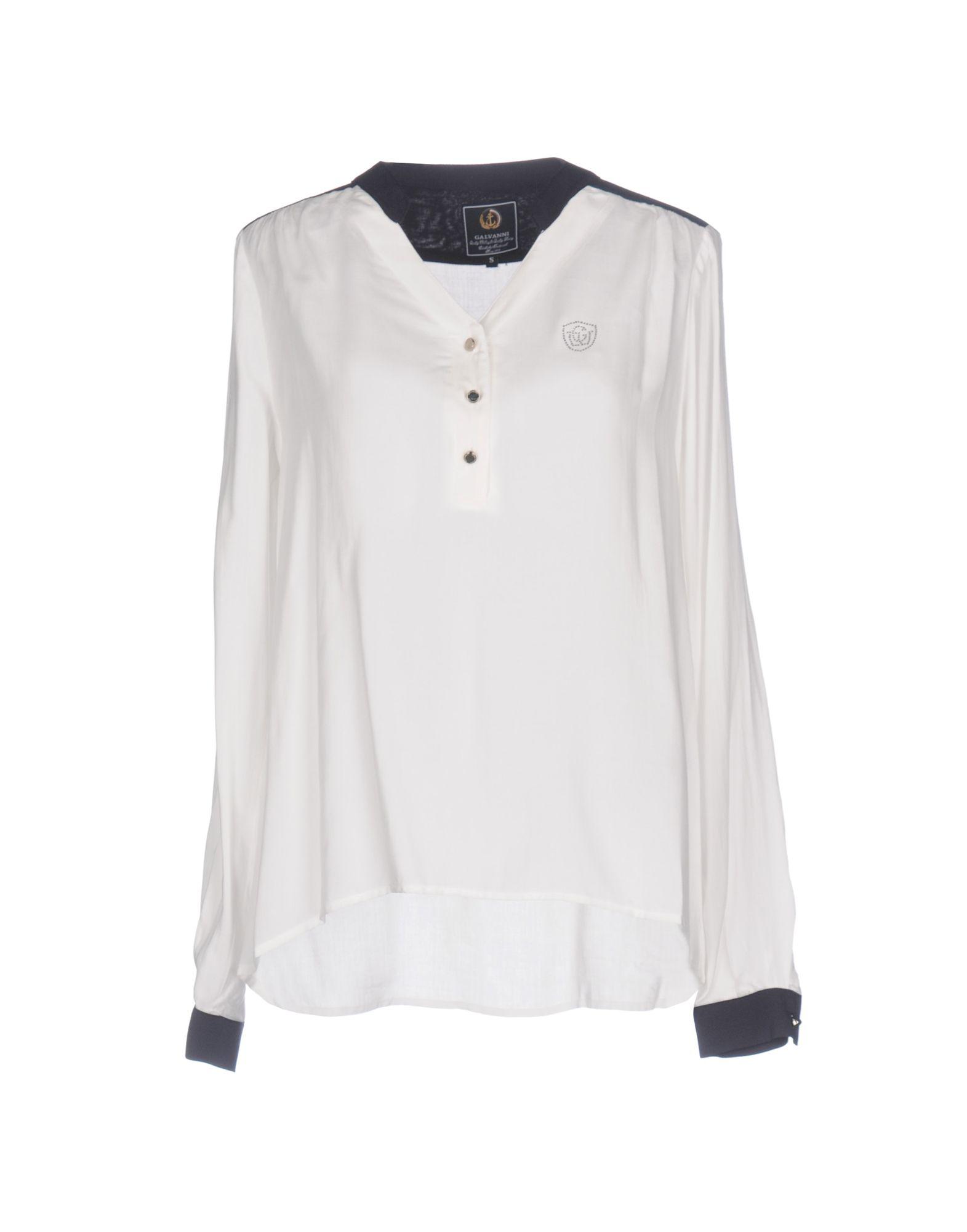 GALVANNI Блузка рубашка galvanni galvanni ga024emzcp50