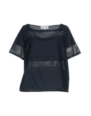Фото - Женскую блузку ANNA RACHELE JEANS COLLECTION темно-синего цвета