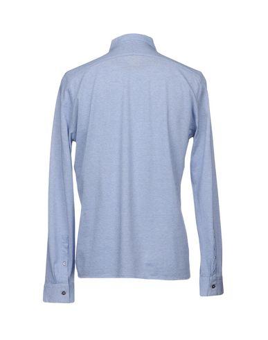 Фото 2 - Pубашка от DRUMOHR небесно-голубого цвета